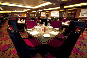 Norwegian Epic Dining Photos