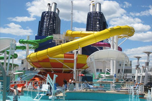 Norwegian Epic Family Fun Photos