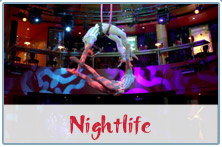 Norwegian Epic Nightlife
