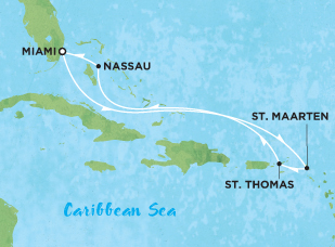 Norwegian Epic's Eastern Caribbean Cruises